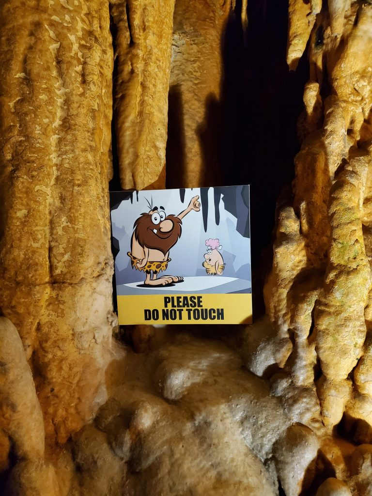 Luray Caverns in Virginia | Adventures with Shelby