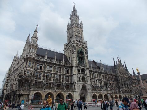 New Town Hall in Munich | Adventures with Shelby