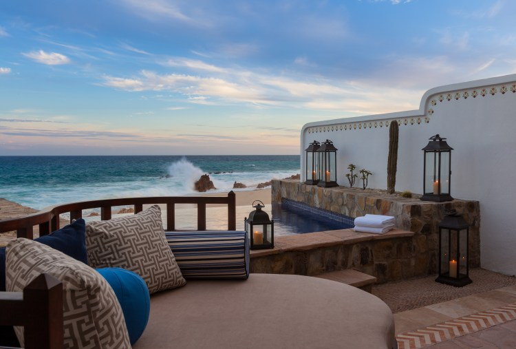 One and Only Palmilla, perfect for a romantic honeymoon.
