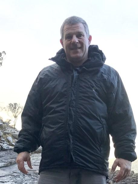 Ben Andrews, lead guide at Adventure Tours Tasmania
