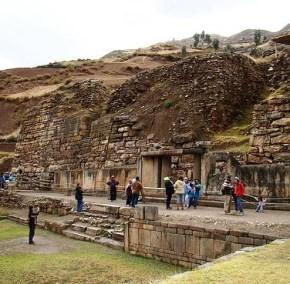 Chavín de Huántar Perú