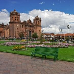 Ciudad de Cuzco - Patrimonio de la Humanidad