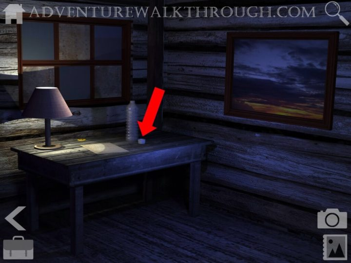 Locked Bedroom Escape Game Walkthrough