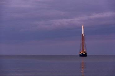 Beauty at sea