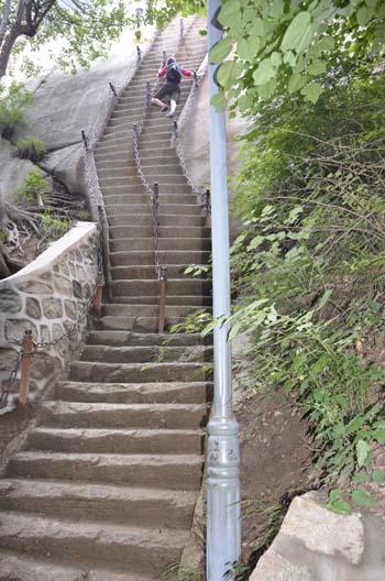 MORE Huashan Stairs