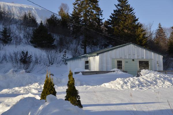 Nova Scotia Cabin