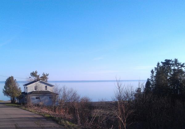 Port Greville Cottage View