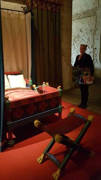 Royal Bedchamber