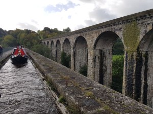 Double aqueduct large trial
