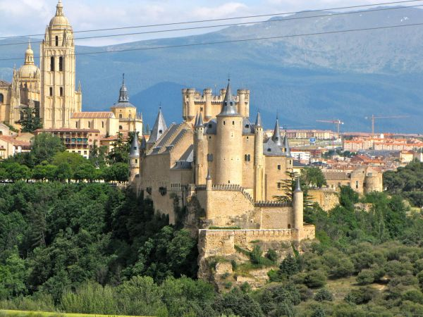 Segovia Spain 'adore Travel