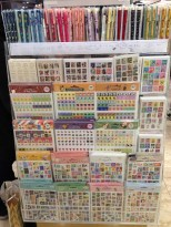 Kyobo Book Centre - stickers!