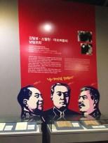 """Invasion planning among Kim Il-Sung, Stalin, Mao Zedong"""