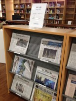 Periodicals from all over the world.