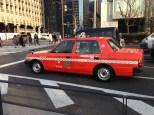 Tokyo cabs.