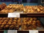 Pasties at a bakery at Ueno Station.