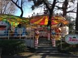 Children's amusement park.