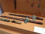 Ancient swords.