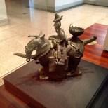 Horse Rider-Shaped Vessel (Master) - Silla Kingdom (6th century)
