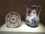 More pottery.