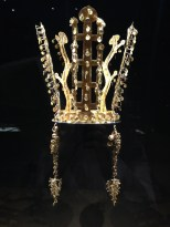 Another gold crown.