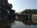 Imperial Palace and moat.