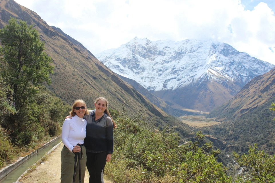 Day 1 of the Salkantay Trek to Machu Picchu