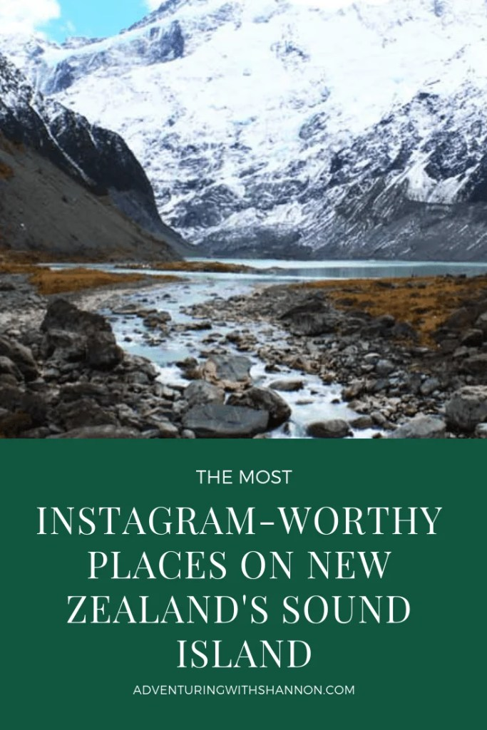 There are so many places in New Zealand that feel completely surreal, and people won't believe that they could really exist. Here is the perfect list of the most Instagram-worthy places in New Zealand's South Island so that you can share this Kiwi country's beauty with the world. #Newzealand #southisland #instagram