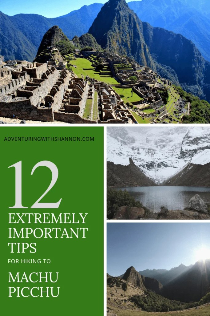 Machu Picchu is famous for being one of the most indescribable places on earth. Hidden deep in the Andes Mountains in Peru, this temple on a mountain top earns its ranking as one of the 7 Man-Made Wonders of the World, and here are 12 EXTREMELY important