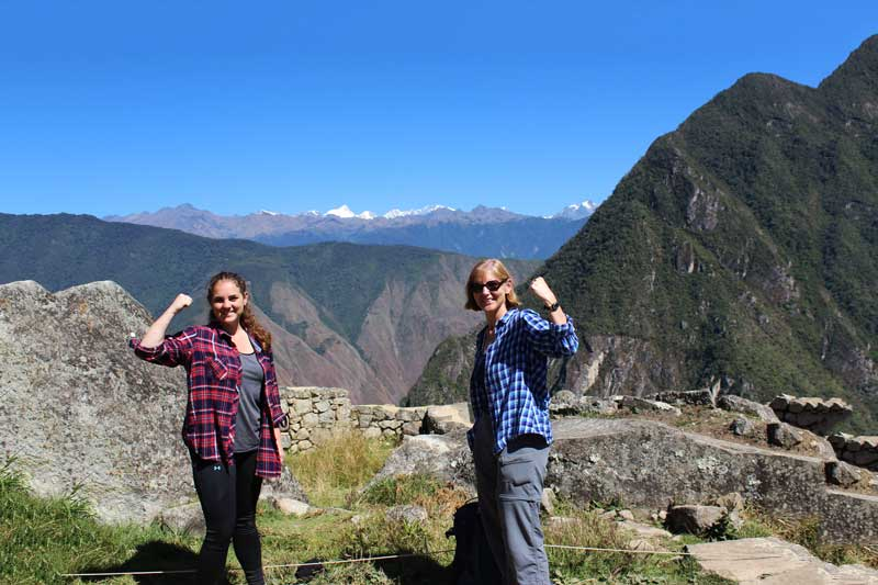 Tips for hiking to Machu Picchu
