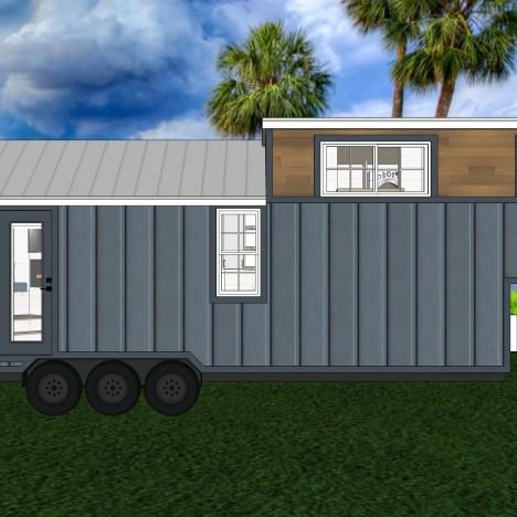Tiny Home Design Inspiration: A Sneak Peek Into Our Build
