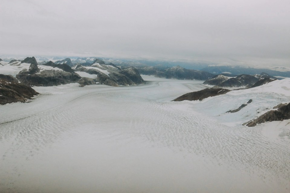 reasons to go heli-hiking in alaska mendenhall glacier