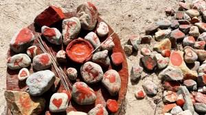 Kivikautista meditaatiota Iijoen rannalla