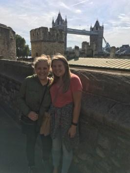 Leah and I!