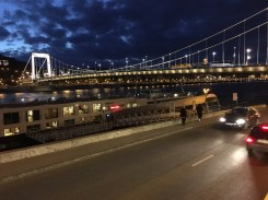 Budapest is gorgeous!