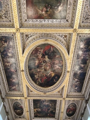 Banqueting House ceiling