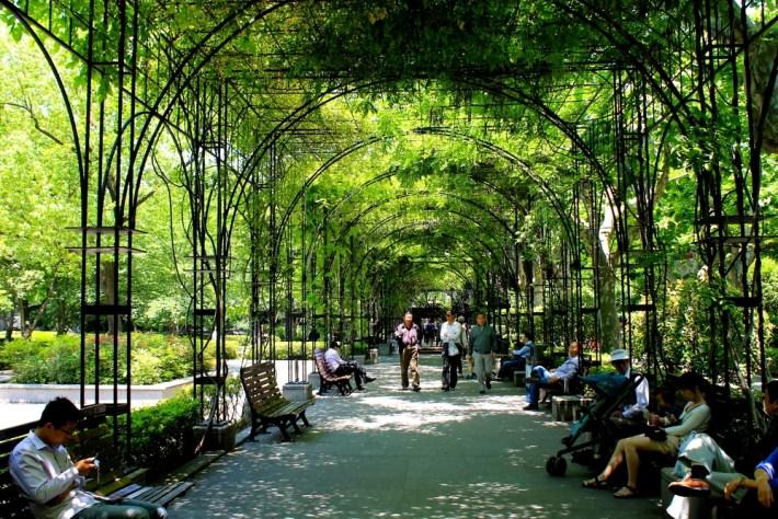 Fuxing-Park-Shanghai