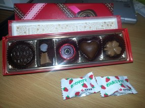 My Valentines Chocolate from Micchan