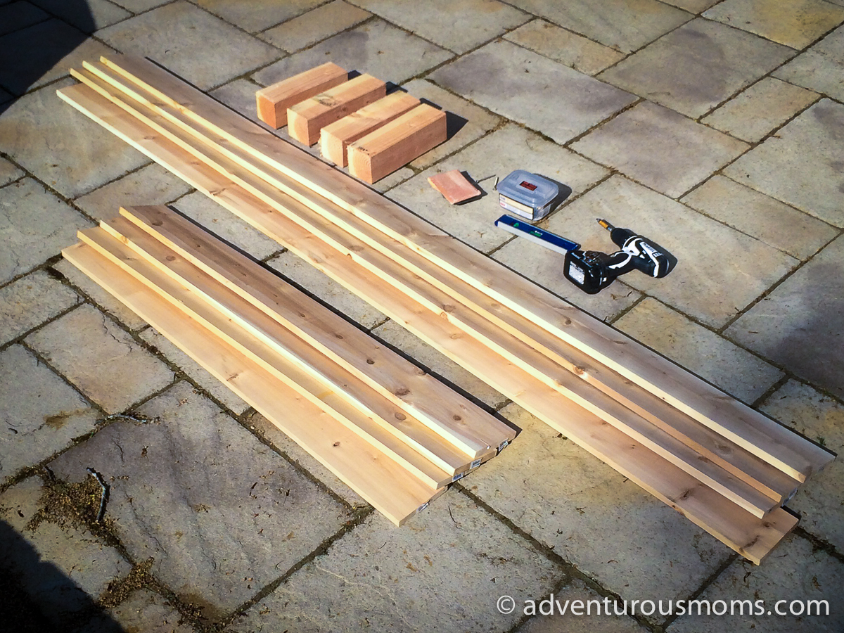 Do it yourself raised garden beds adventurous momsadventurous moms yourself raised garden beds make sure when you select your lumber you do not get pressure treated wood though it will withstand the outdoor elements solutioingenieria Gallery