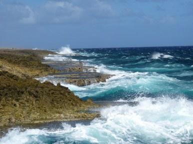 Curacao's Shete Boka National Park