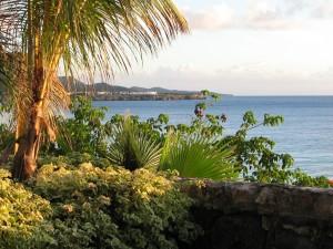View to south from Kura Hulanda Lodge & Beach Club
