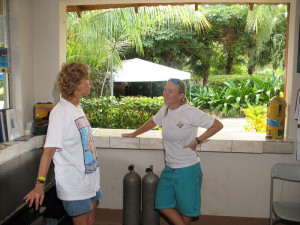Dive Shop recommended by Costa Rica Travel Agent