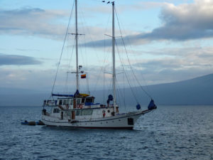 Tourist Economy Class Boat - Galapagos excursions