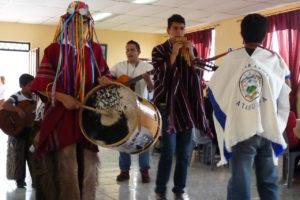 Fiesta_native-dance - Cotacachi, Papallacta, Atahualpa