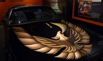 Nashville Country Music Hall Of Fame 1977 Pontiac Trans Am Smokey and The Bandit