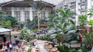 Around Nashville - Gaylord Opryland Resort Restaurant The Falls