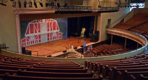 Nashville, Ryman Auditorium Grand Ole Opry
