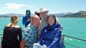 Akaroa New Zealand Coast Up Close Captain Tony
