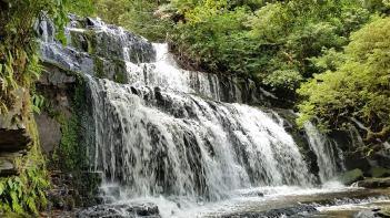 Purakaunui Falls Catlins