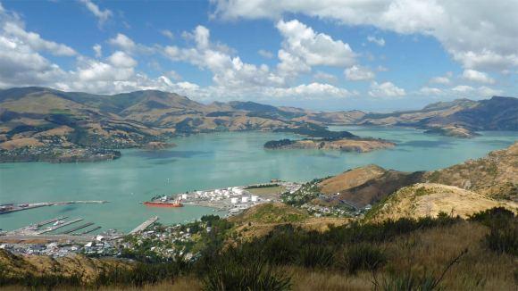 Lyttelton Harbor Gondola Christchurch