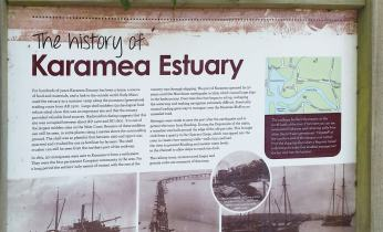 History of Karamea Estuary